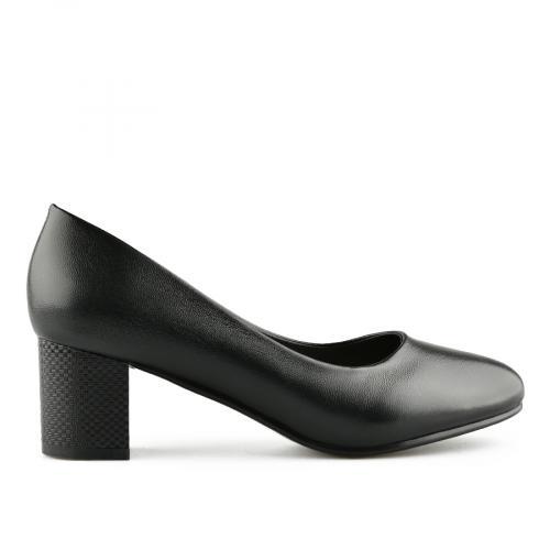 дамски елегантни обувки черни 0141031