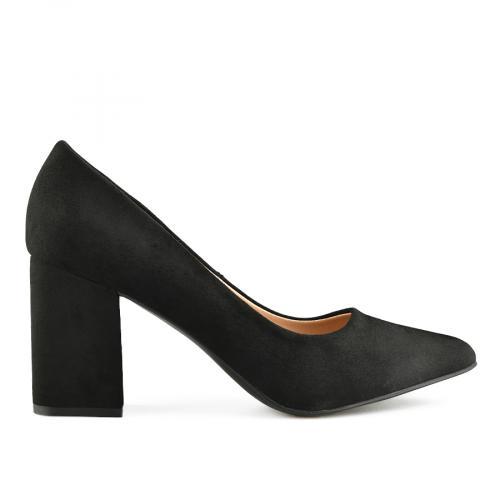 дамски елегантни обувки черни 0141052