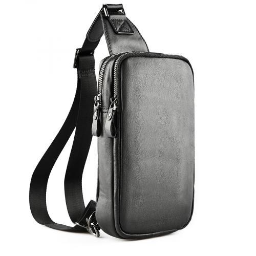 мъжка ежедневна чанта черна 0143867