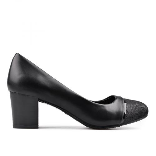 дамски ежедневни обувки черни 0134175