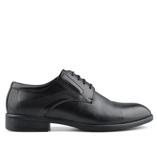 мъжки елегантни обувки черни 0139484