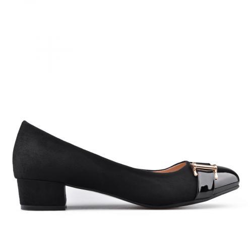 дамски ежедневни обувки черни 0132971