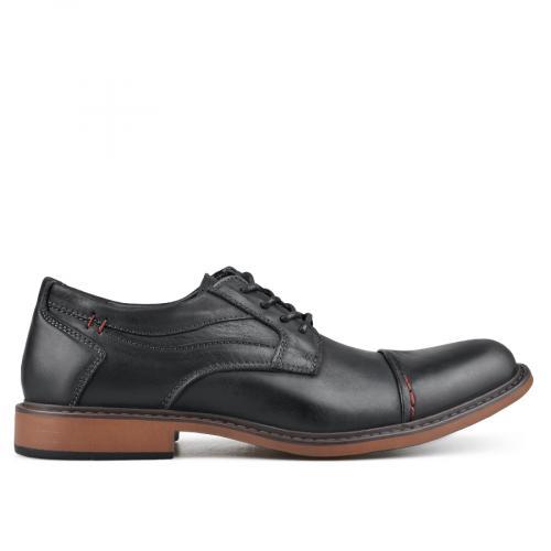 мъжки ежедневни обувки черни 0135793