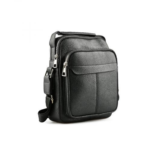 мъжка ежедневна чанта черна 0141590