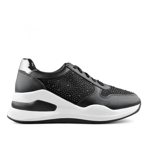 дамски ежедневни обувки черни 0139400