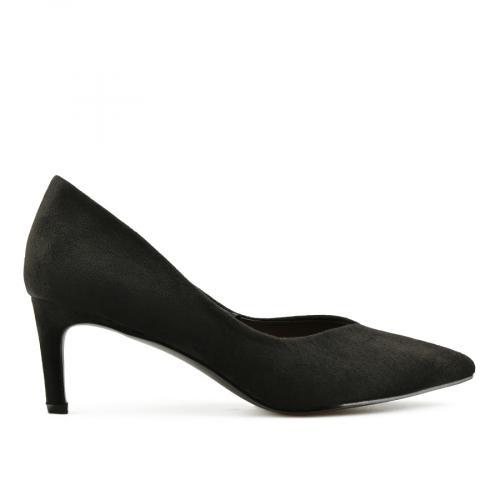 дамски елегантни обувки черни 0141689