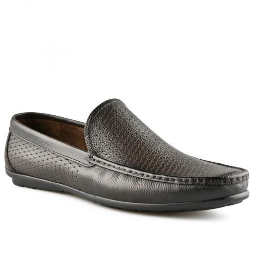 мъжки ежедневни обувки кафяви 0141260
