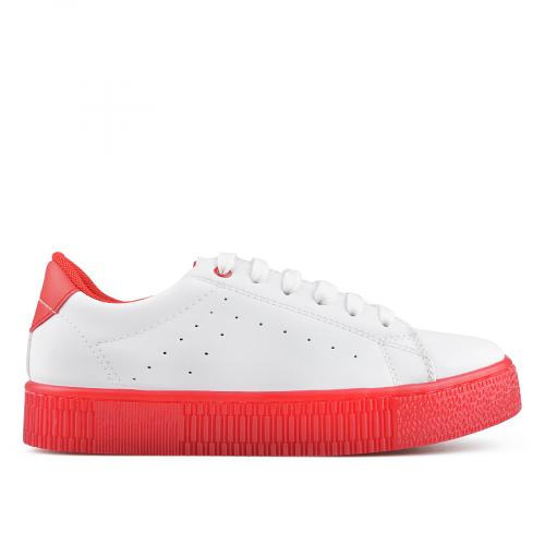 дамски ежедневни обувки бели 0136679