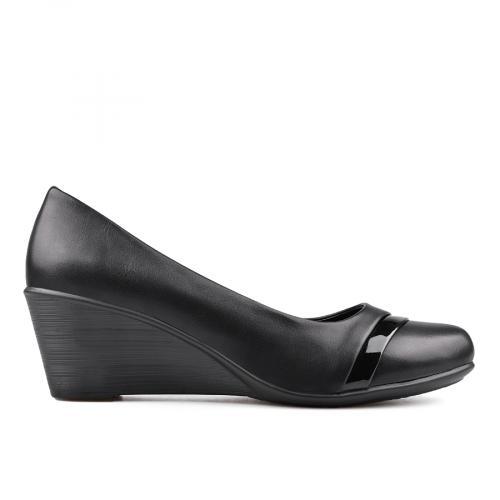 дамски ежедневни обувки черни 0134173