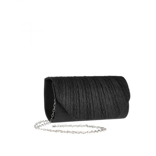 дамска елегантна чанта черна 0143809