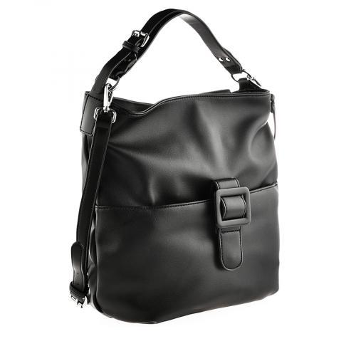 дамска ежедневна чанта черна 0140867