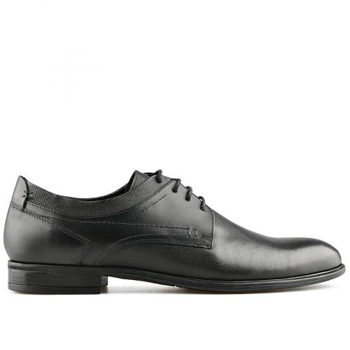 мъжки елегантни обувки черни 0141134