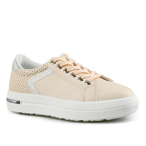 дамски ежедневни обувки розови 0143504