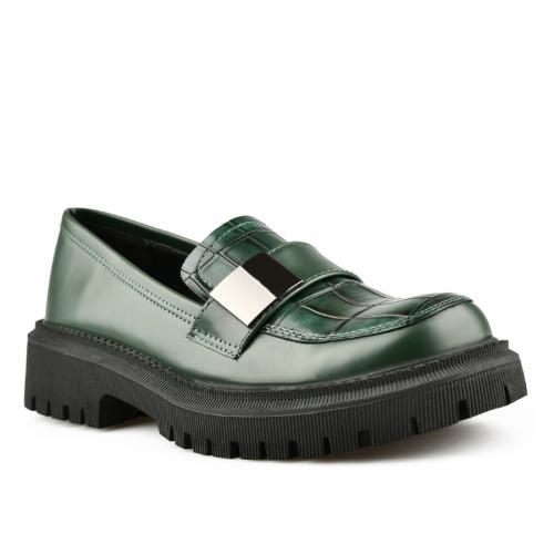 дамски ежедневни обувки зелени 0144983