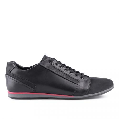 мъжки спортни обувки черни 0127453