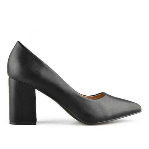 дамски елегантни обувки черни 0141049