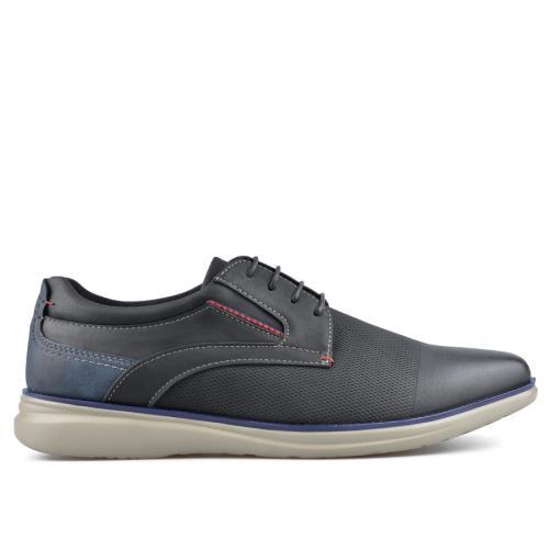 мъжки ежедневни обувки черни 0136987
