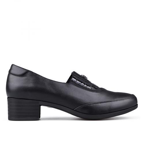 дамски ежедневни обувки черни 0133687