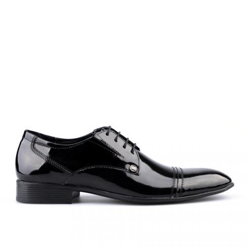 мъжки елегантни обувки черни 0124458