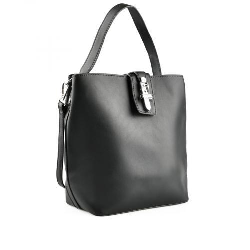 дамска ежедневна чанта черна 0145053