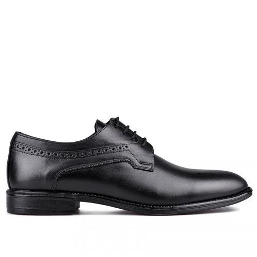 мъжки елегантни обувки черни 0129023