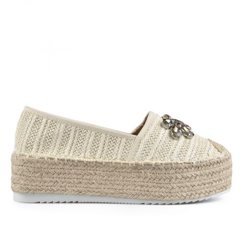 дамски ежедневни обувки бежови 0137868