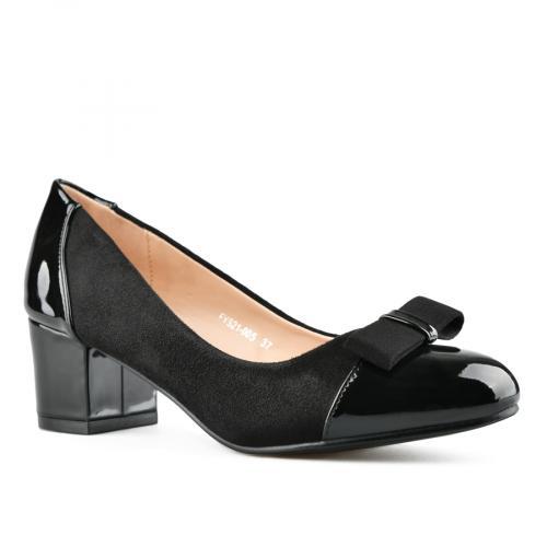 дамски елегантни обувки черни 0143303