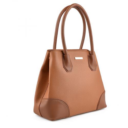 дамска ежедневна чанта кафява 0136802