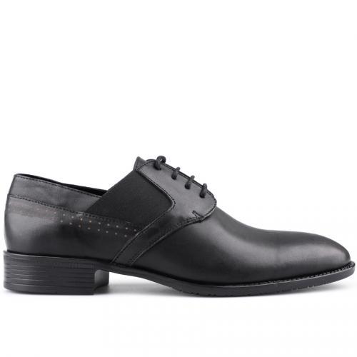 мъжки елегантни обувки черни 0126050