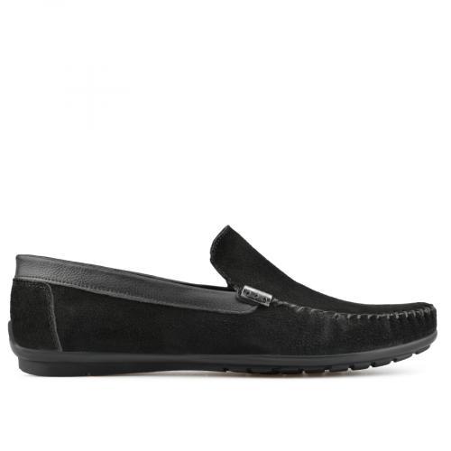 мъжки ежедневни обувки черни 0138259
