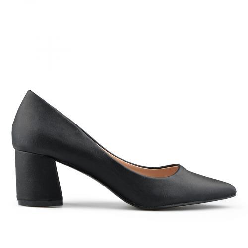 дамски елегантни обувки черни 0139150