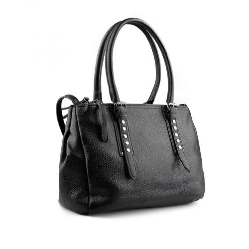 дамска ежедневна чанта черна 0139281