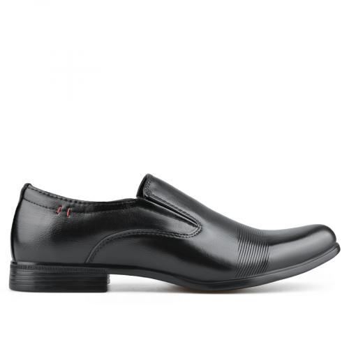 мъжки елегантни обувки черни 0136586