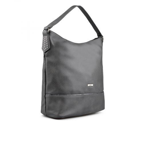 дамска ежедневна чанта сива 0136310