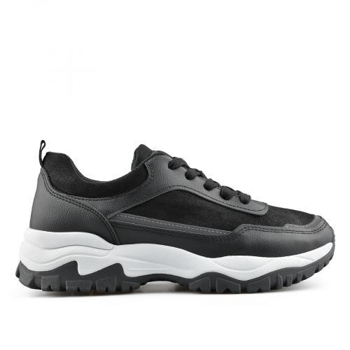 дамски ежедневни обувки черни 0138918