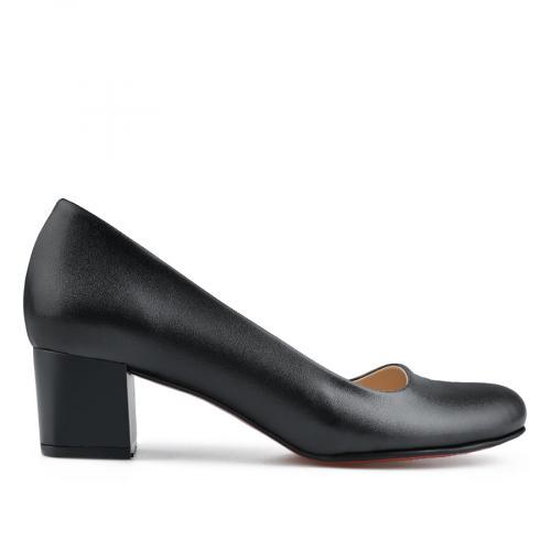 дамски елегантни обувки черни 0138419