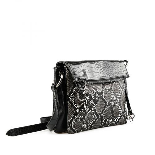 дамска ежедневна чанта черна 0142060