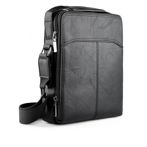 мъжка ежедневна чанта черна 0139320 0139320
