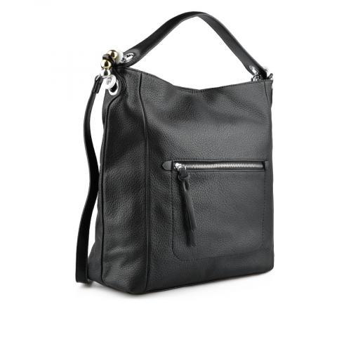 дамска ежедневна чанта черна 0141086