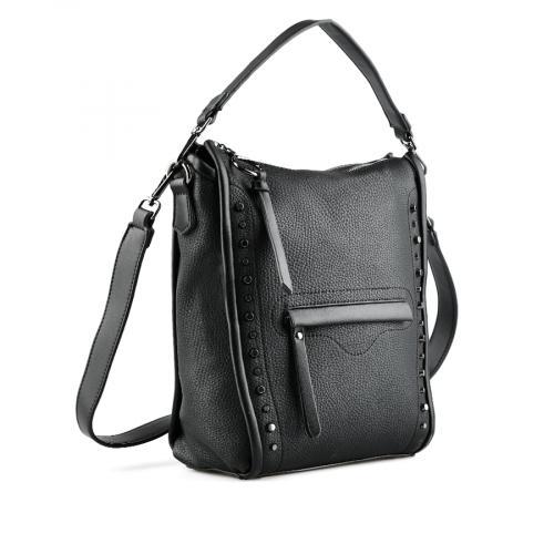 дамска ежедневна чанта черна 0141767