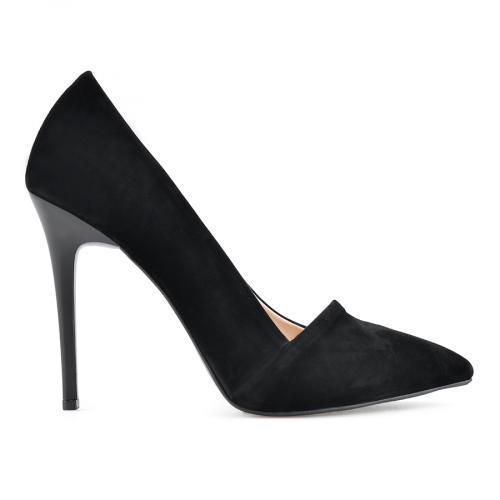 дамски елегантни обувки черни 0138338