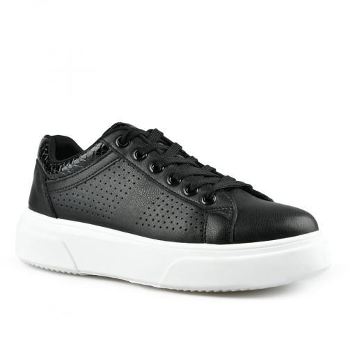 дамски ежедневни обувки черни 0142669