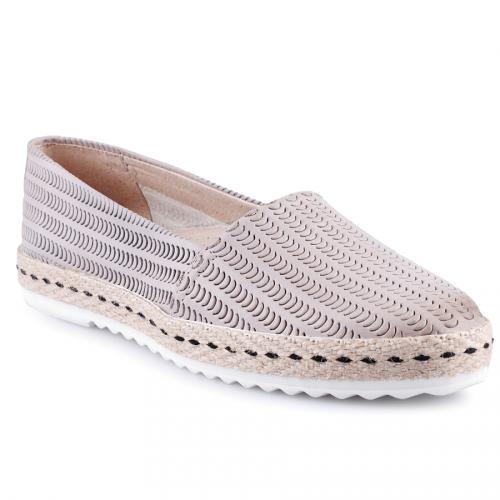 дамски ежедневни обувки сиви 0127571