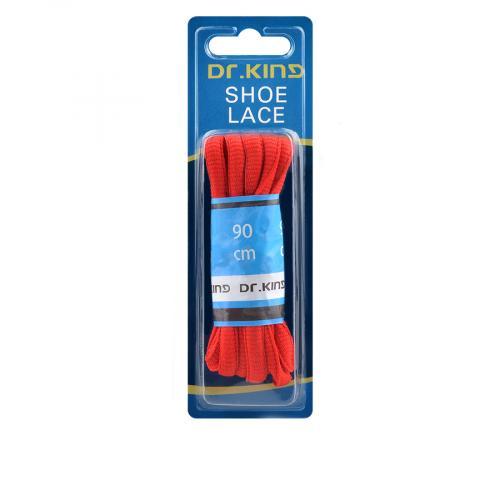 връзки за обувки червени 90см 0136283