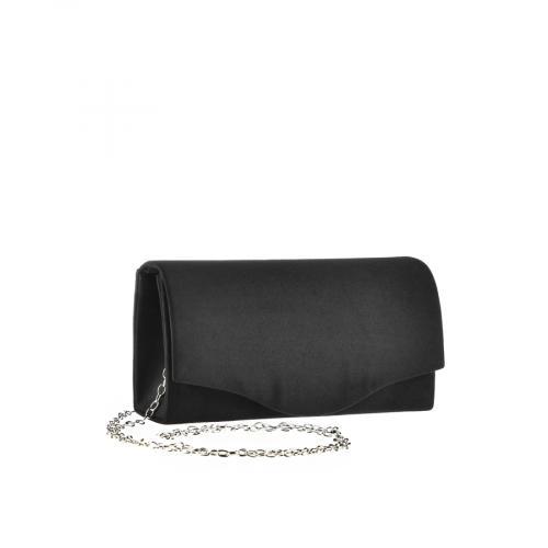 дамска елегантна чанта черна 0143760