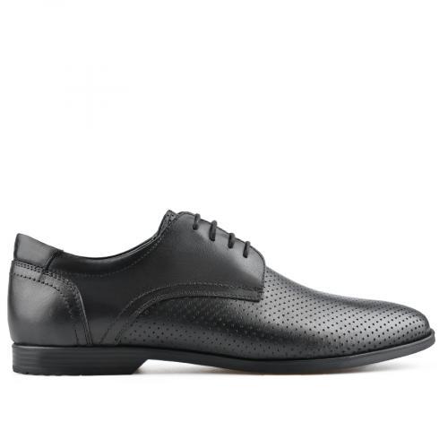 мъжки елегантни обувки черни 0138214