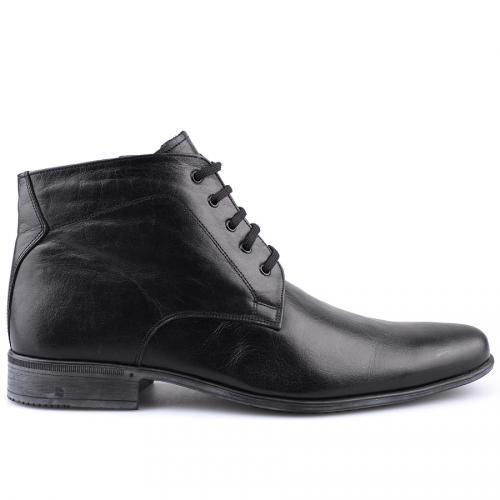мъжки елегантни боти черни 0109245