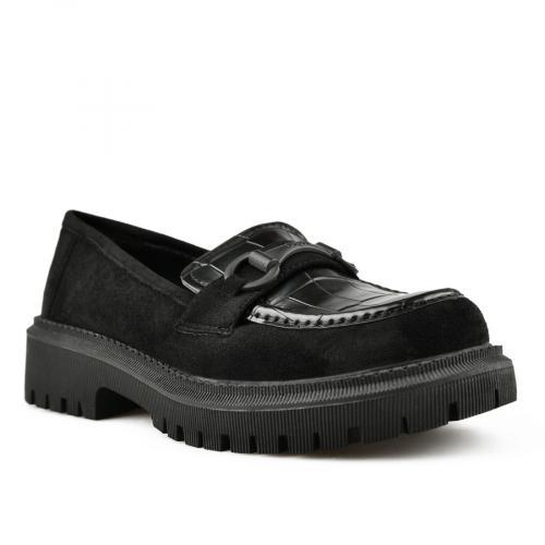 дамски ежедневни обувки черни 0144979