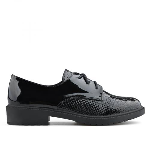 дамски ежедневни обувки черни 0139172