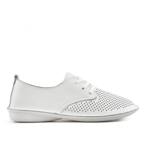 дамски ежедневни обувки бели 0137242